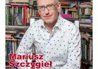 Mariusz Szczygieł w MBP w Koninie.