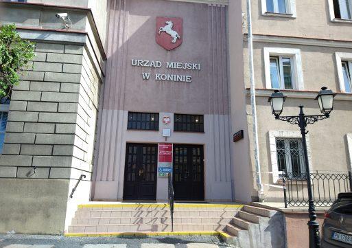 Urząd Miejski w Koninie nieczynny 4 czerwca.